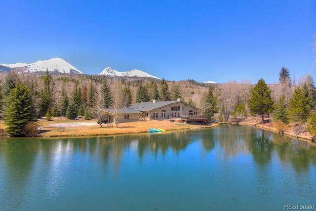 26454 Highway 9, Silverthorne, CO 80498 (MLS #6961687) :: 8z Real Estate