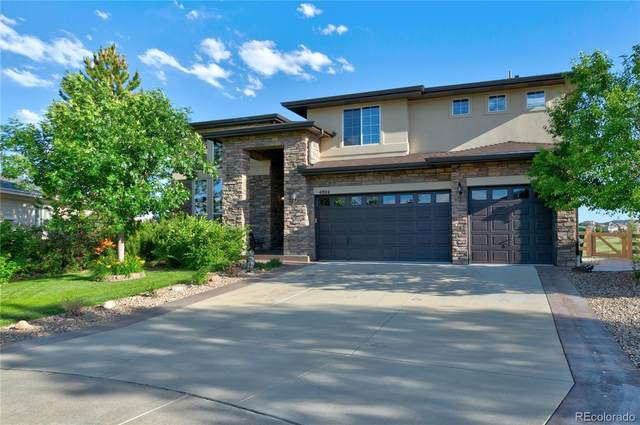 4804 Wagontrail Court, Parker, CO 80134 (#6961874) :: Peak Properties Group