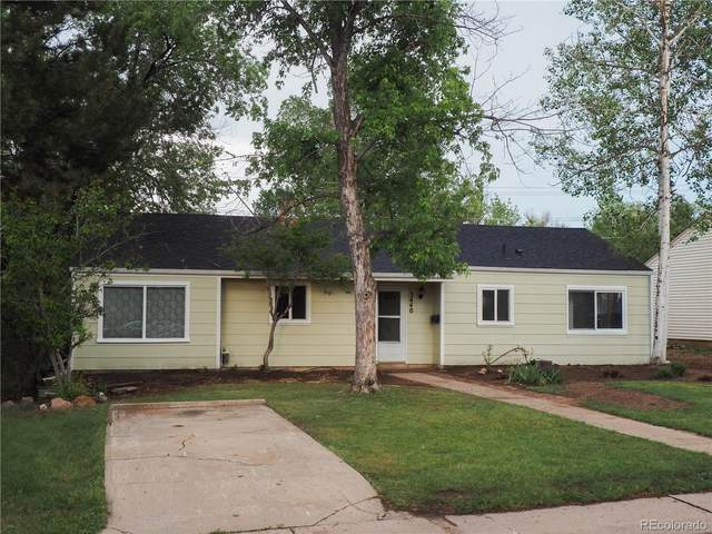 3440 S Fairfax Street, Denver, CO 80222 (MLS #6962258) :: Find Colorado