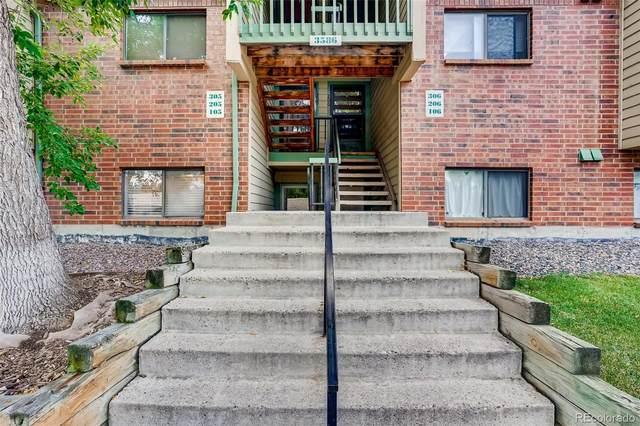 3586 S Depew Street #105, Lakewood, CO 80235 (MLS #6963094) :: Find Colorado
