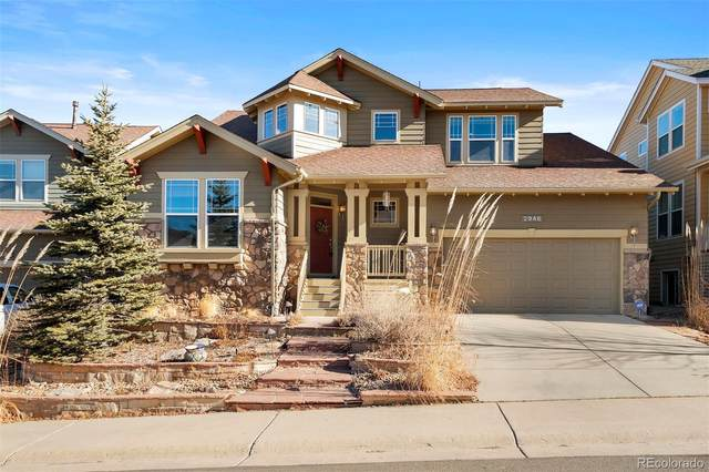 2946 Dragonfly Court, Castle Rock, CO 80109 (#6963324) :: Kimberly Austin Properties