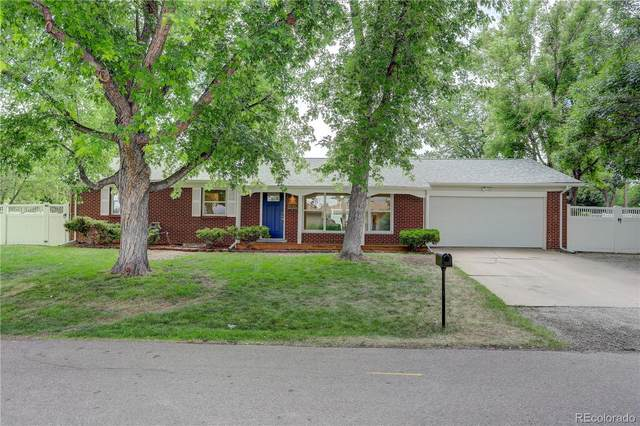 9580 W 12th Place, Lakewood, CO 80215 (MLS #6963545) :: 8z Real Estate
