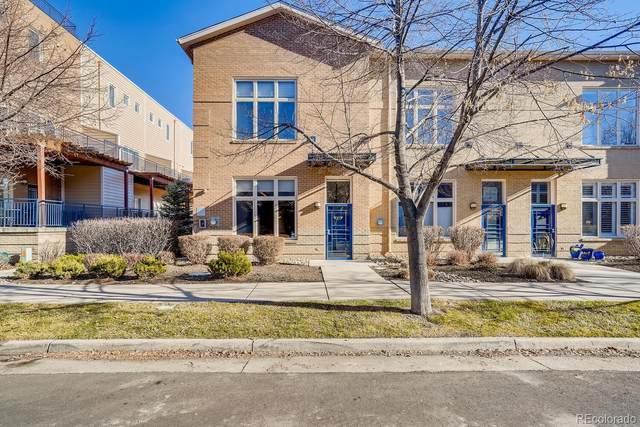 180 Roslyn Street #1209, Denver, CO 80230 (#6963582) :: Venterra Real Estate LLC