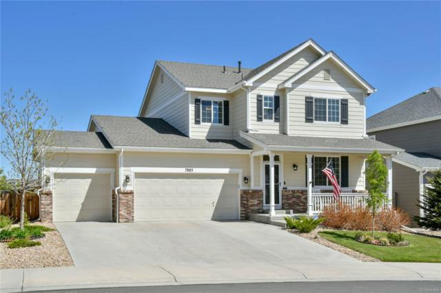 7883 Grady Circle, Castle Rock, CO 80108 (#6963639) :: The Heyl Group at Keller Williams
