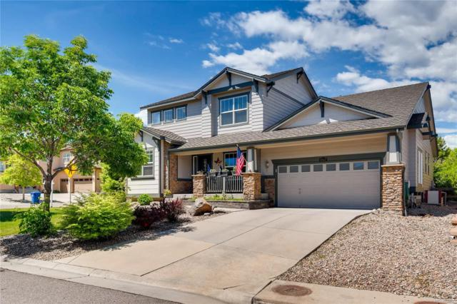 6547 S Benton Court, Littleton, CO 80123 (#6963826) :: The Griffith Home Team