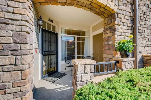 12711 Colorado Boulevard 801-H, Thornton, CO 80241 (#6963909) :: iHomes Colorado