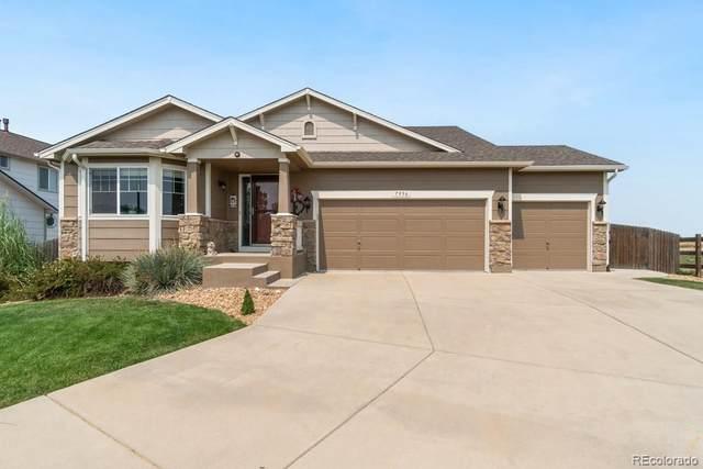 7936 Columbine Avenue, Frederick, CO 80530 (#6963914) :: Compass Colorado Realty