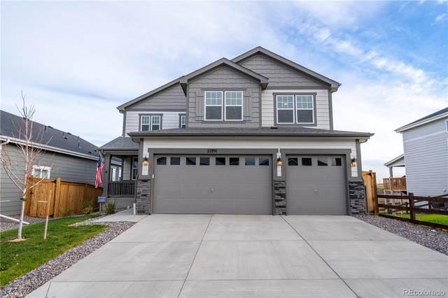 27891 E 9th Drive, Aurora, CO 80018 (#6964093) :: Venterra Real Estate LLC