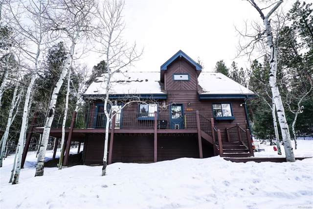 1482 Bluebird Drive, Bailey, CO 80421 (#6964476) :: Harling Real Estate