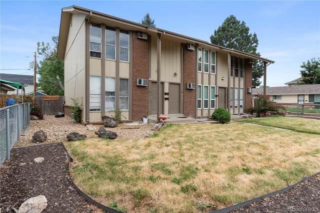56 Lansing Street, Aurora, CO 80010 (#6964788) :: Kimberly Austin Properties