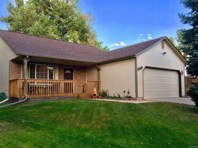 308 S Hoover Avenue, Louisville, CO 80027 (MLS #6965671) :: 8z Real Estate