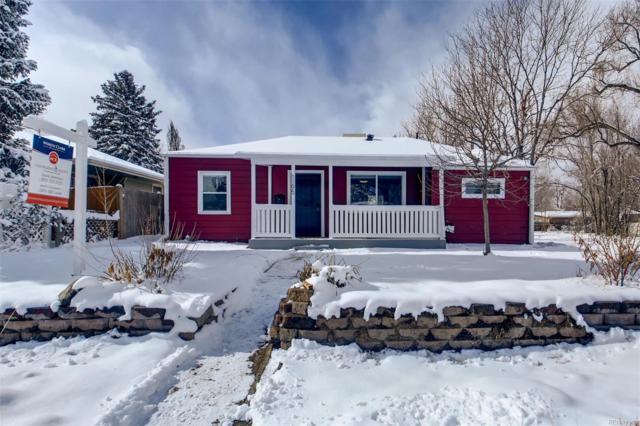 1195 Willow Street, Denver, CO 80220 (#6966378) :: Ben Kinney Real Estate Team