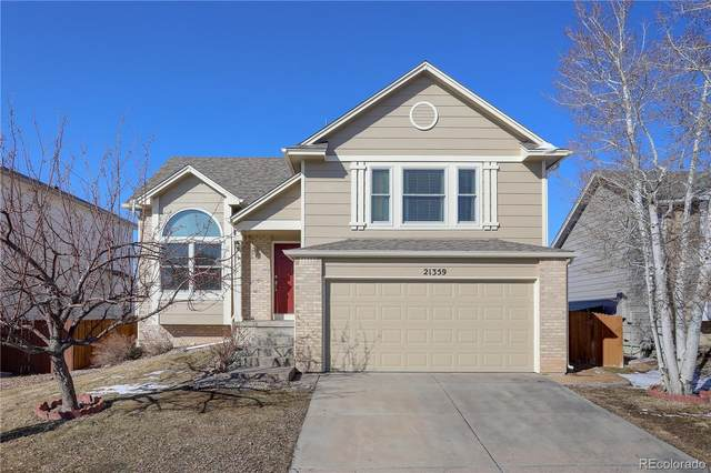 21359 E Progress Place, Centennial, CO 80015 (#6966517) :: The Griffith Home Team
