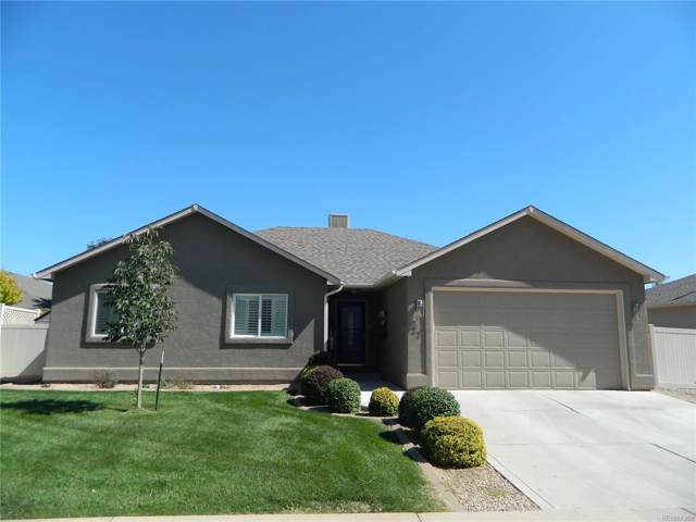 722 Willow Creek Road, Grand Junction, CO 81505 (MLS #6966941) :: 8z Real Estate