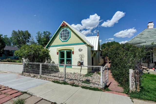 628 W 2nd Street, Salida, CO 81201 (#6967133) :: The Scott Futa Home Team