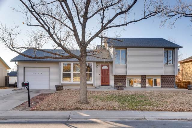 2419 Fraser Way, Aurora, CO 80011 (#6967229) :: HomeSmart Realty Group
