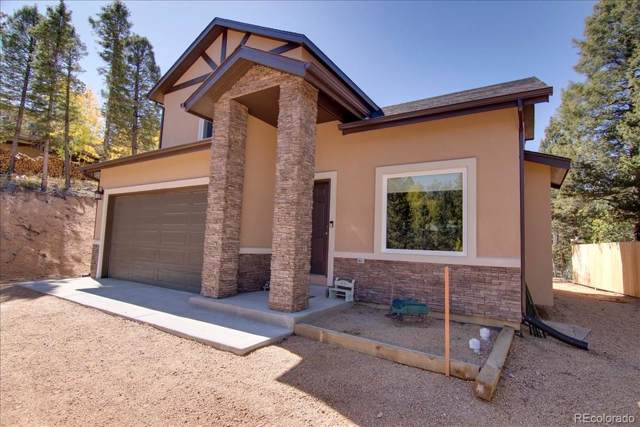 71 Mount Elbert Drive, Florissant, CO 80816 (MLS #6967363) :: 8z Real Estate