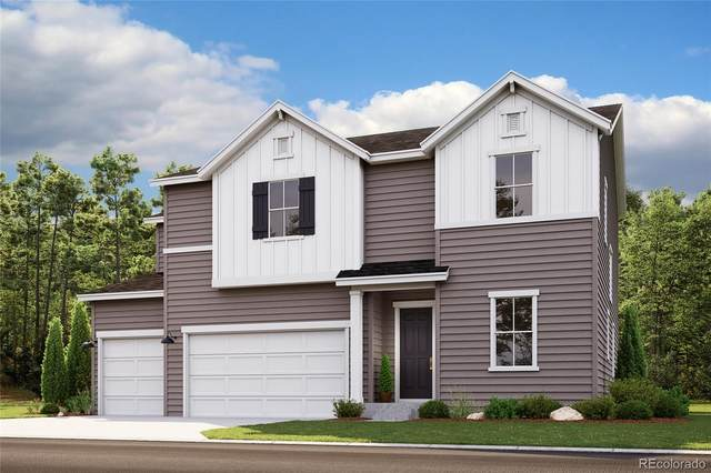2995 Blithe Point, Castle Rock, CO 80108 (#6967562) :: Venterra Real Estate LLC