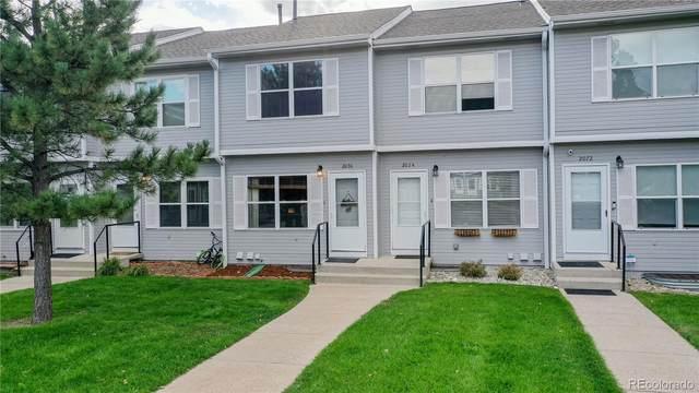 2076 Oakcrest Circle, Castle Rock, CO 80104 (#6967653) :: Berkshire Hathaway HomeServices Innovative Real Estate