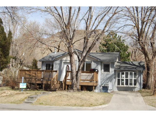 2215 Ford Street, Golden, CO 80401 (MLS #6967666) :: 8z Real Estate