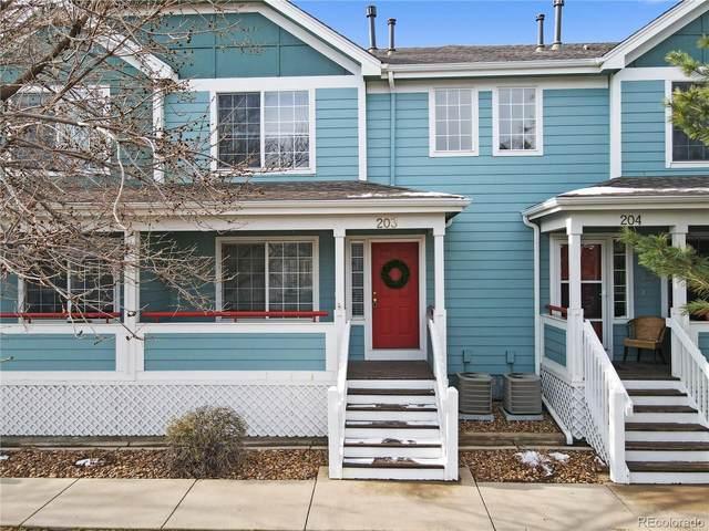 3660 W 25th Street #2203, Greeley, CO 80634 (MLS #6967756) :: Keller Williams Realty