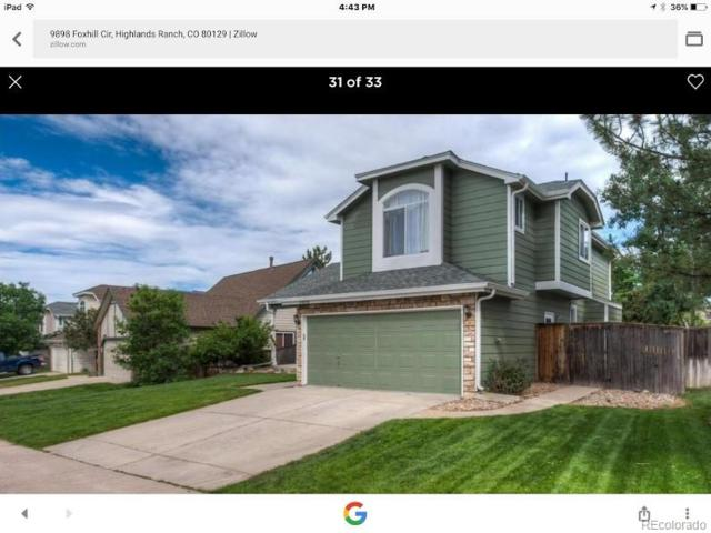 9898 Foxhill Circle, Highlands Ranch, CO 80129 (#6968195) :: The HomeSmiths Team - Keller Williams
