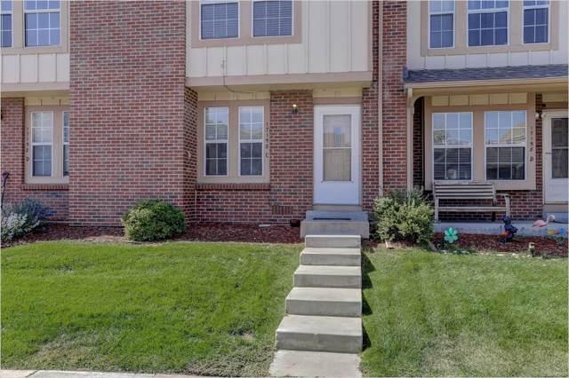 17158 E Whitaker Drive C, Aurora, CO 80015 (MLS #6968926) :: 8z Real Estate