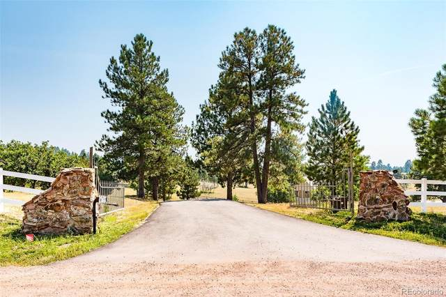 2247 Meadow Green Circle, Franktown, CO 80116 (#6968943) :: Own-Sweethome Team