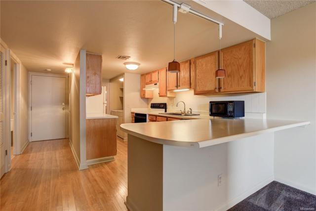 5955 E 10th Avenue #401, Denver, CO 80220 (#6968955) :: Sellstate Realty Pros