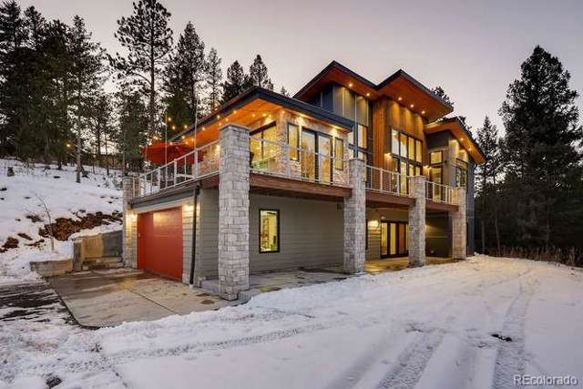 5849 S Merriam Drive, Evergreen, CO 80439 (#6969327) :: The DeGrood Team