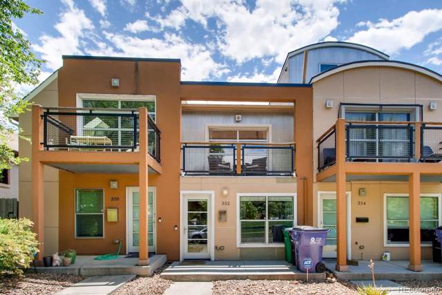 352 W Archer Place, Denver, CO 80223 (#6969481) :: The Margolis Team