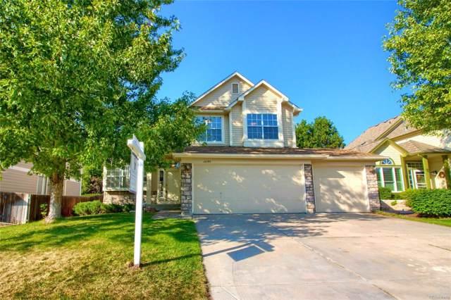 14295 W Warren Drive, Lakewood, CO 80228 (MLS #6969527) :: 8z Real Estate
