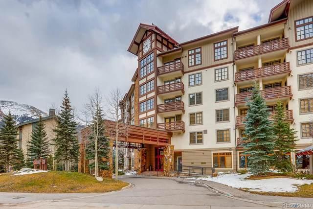 910 Copper Road #513, Copper Mountain, CO 80443 (#6969554) :: Wisdom Real Estate