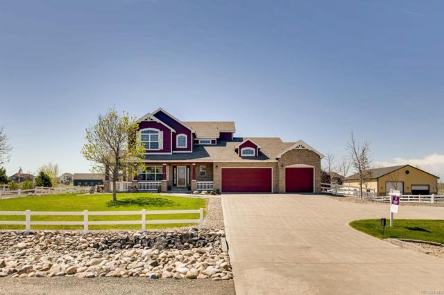 31452 E 166th Avenue, Hudson, CO 80642 (MLS #6970379) :: 8z Real Estate