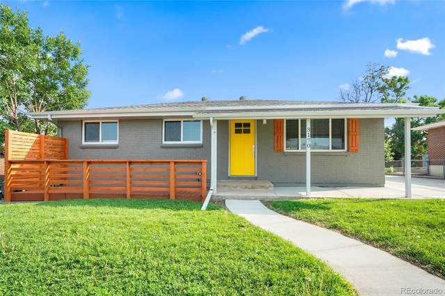 3170 W Radcliff Avenue, Englewood, CO 80110 (#6970639) :: The DeGrood Team