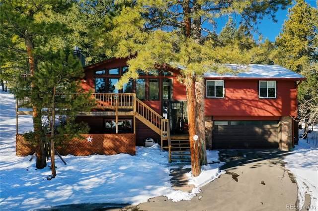 22266 Cook Lane, Morrison, CO 80465 (MLS #6971270) :: 8z Real Estate