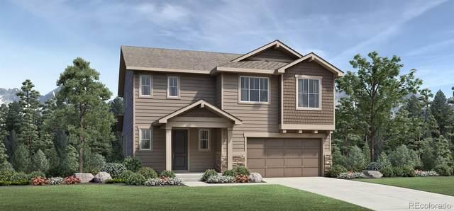 4555 Girardot Point, Castle Rock, CO 80104 (#6971610) :: Venterra Real Estate LLC