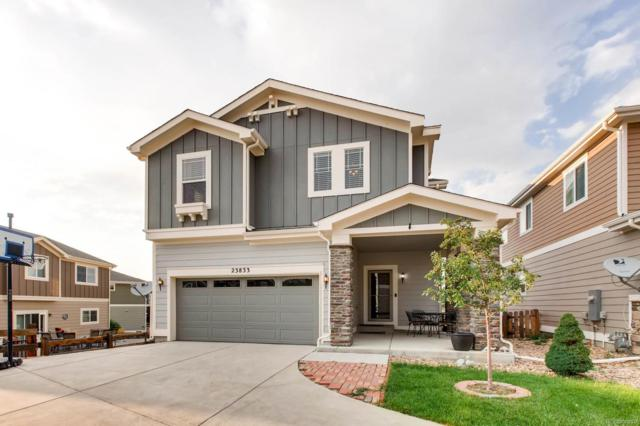 23833 Eagle Bend Lane, Parker, CO 80138 (#6971840) :: The City and Mountains Group