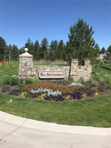 1206 Wildcat Bend Court, Castle Rock, CO 80108 (#6972274) :: Compass Colorado Realty