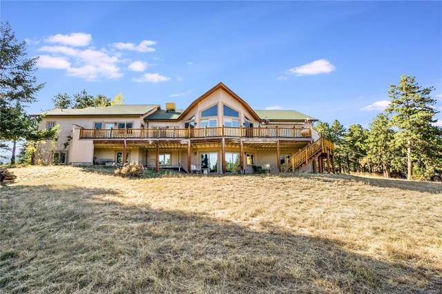 3086 Hiwan Drive, Evergreen, CO 80439 (#6972515) :: Bring Home Denver with Keller Williams Downtown Realty LLC