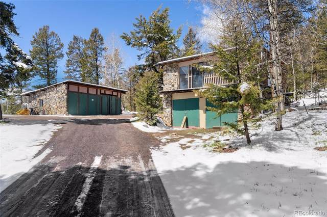 11871 Cherokee Trail, Conifer, CO 80433 (#6972857) :: The Colorado Foothills Team | Berkshire Hathaway Elevated Living Real Estate