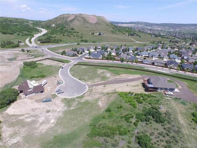 539 Granger Court, Castle Rock, CO 80109 (#6972916) :: The Griffith Home Team