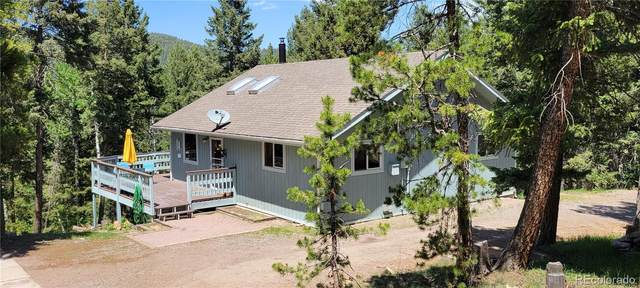 19533 Silver Ranch Road, Conifer, CO 80433 (#6972998) :: Mile High Luxury Real Estate