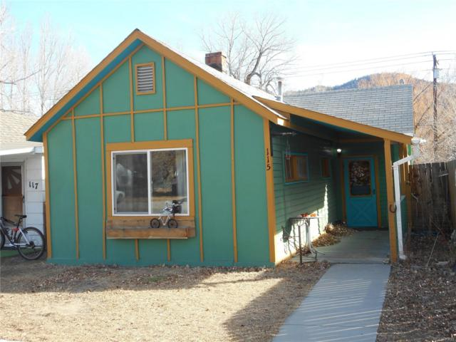 115 N San Juan Avenue, Buena Vista, CO 81211 (#6973161) :: Bring Home Denver