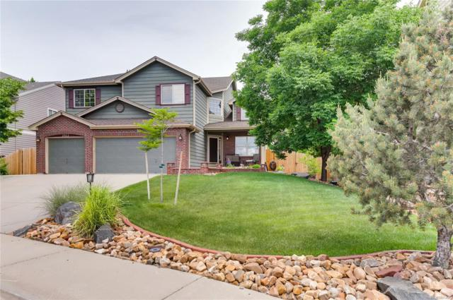 2912 E 135th Place, Thornton, CO 80241 (#6973265) :: The Heyl Group at Keller Williams