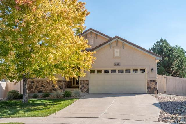 408 Rifle Court, Broomfield, CO 80020 (#6973405) :: James Crocker Team