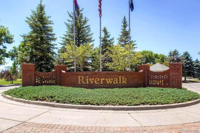 2895 W Riverwalk Circle #307, Littleton, CO 80123 (#6973516) :: The Dixon Group