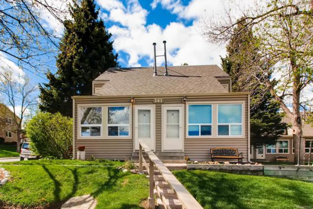 341 S Estes Street #34, Lakewood, CO 80226 (#6973520) :: The Healey Group