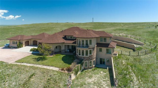 11175 Soap Weed Road, Calhan, CO 80808 (#6973877) :: Mile High Luxury Real Estate