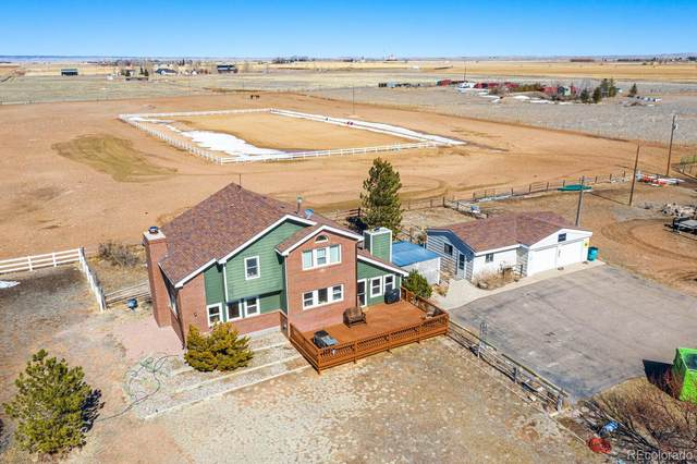 820 W County Road 74, Wellington, CO 80549 (MLS #6973922) :: The Sam Biller Home Team